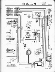68 Mercury Cougar  Wire Diagram  The Coil Water Temp  Charging System