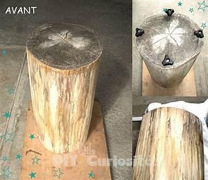 TUTO : Tronc d'arbre recyclé ★ Little Curiosité