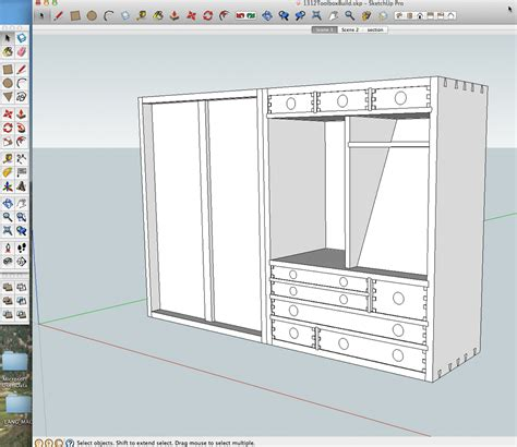 details  dimensions   sketchup model popular