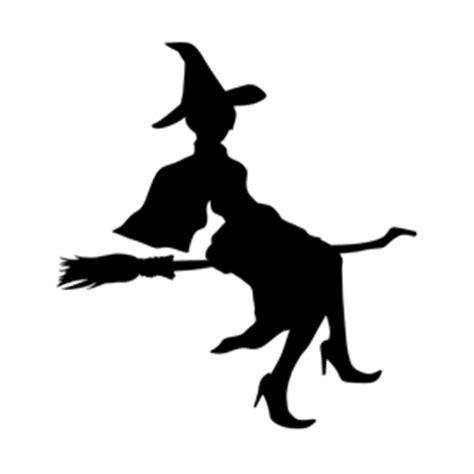 witch silhouette stencil  stencil gallery