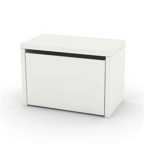 coffre rangement chambre chevet coffre de rangement blanc flexa play pour chambre