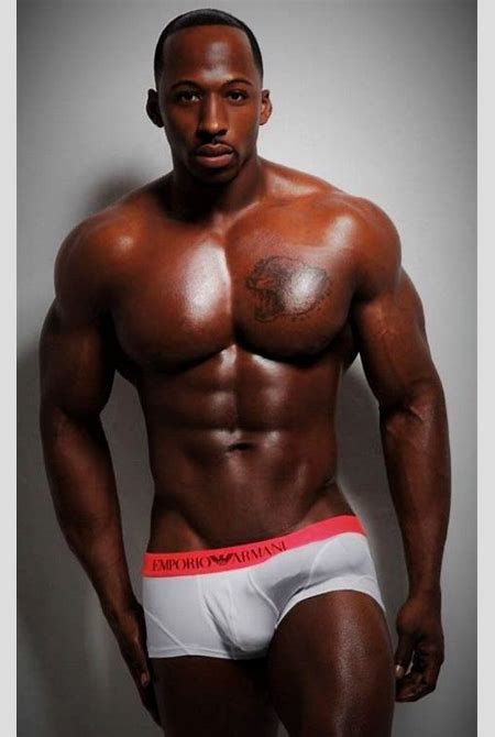 Justin Mr XL Williams | Hot Guys (Some are x-rated) | Pinterest
