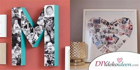 fotowaende und fotocollagen ideen mit denen du dein heim