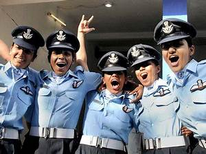Women soar in India – first female fighter pilots will ...