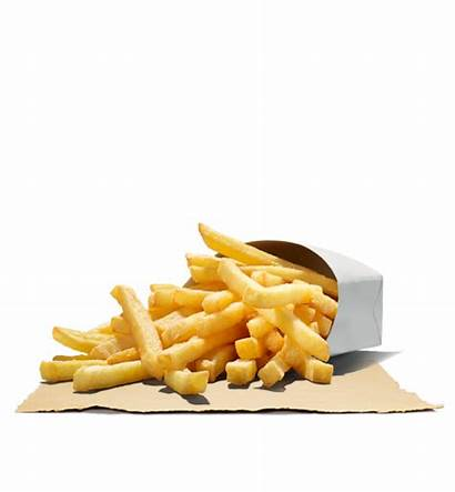 Fries French Transparent
