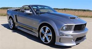 Convertible 2005 Mustang Gt Cervini Video Review