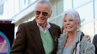 Joan Lee, wife of comics legend Stan Lee, dies at age 93 ...