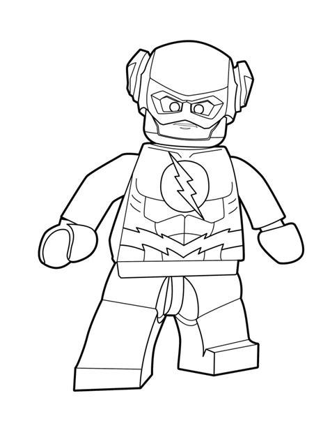 lego reverse flash color page lego dc super villains  brick show