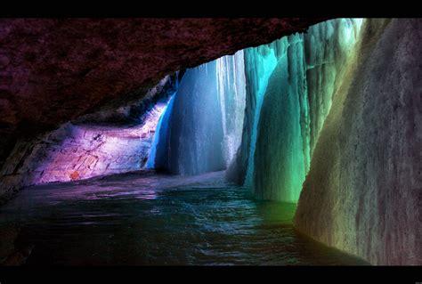 Beautiful Waterfall And Rainbow - We Need Fun