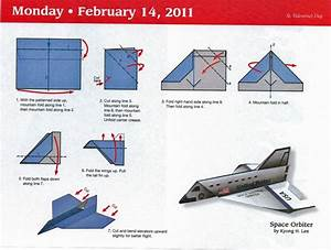 step by instructions on how to make a cool paper airplane