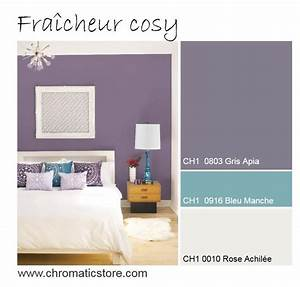 51 best images about chromatic du mauve au violet on With nice quelle couleur avec le turquoise 7 deco salon prune et gris
