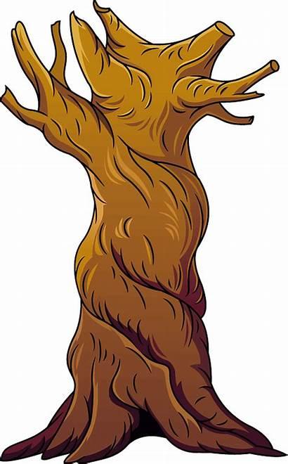 Tree Trunk Clipart Transparent Creazilla