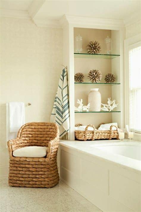 fauteuil de salle de bain notre inspiration du jour est la chaise en osier