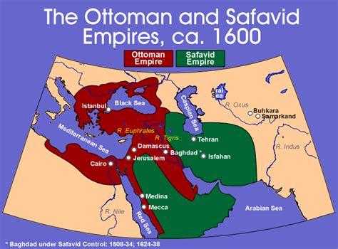 ottoman empire muslim chapter 21 the muslim empires mr crossen s history site