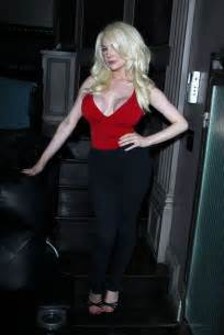 Courtney Stodden Out