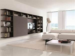17 meilleures idees a propos de meuble tv angle sur With tapis de marche avec canapé d angle beige marron