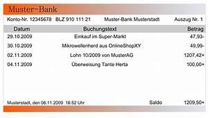 Commerzbank Rechnung Online : kontoauszug wikipedia ~ Themetempest.com Abrechnung
