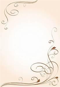Umrandungen Vorlagen Kostenlos : motivpapier briefpapier designpapier 003 apricot kartino ~ Orissabook.com Haus und Dekorationen
