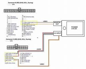 Pioneer Deh X6600bt Wiring Diagram