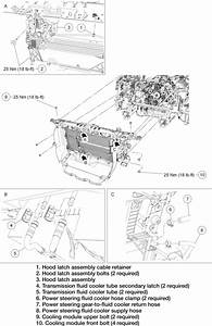 Solved  Engine Cooling System Component Location Diagrams