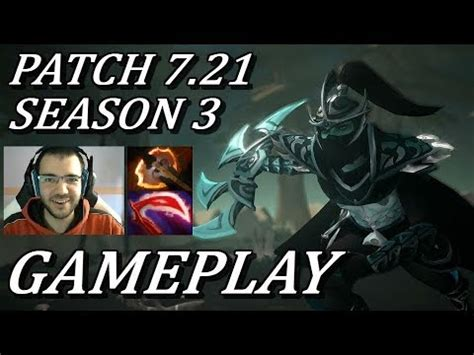 new patch season 3 calibration dota 2 pa gameplay commentary youtube