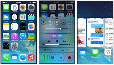 ios launcher for android get a taste of ios 7 on your android device thru espier
