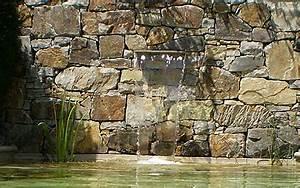 Steinmauer Mit Wasserfall : wasserfall wasserf lle f r wohnraum und gartenbereich aus edelstahl ~ Sanjose-hotels-ca.com Haus und Dekorationen