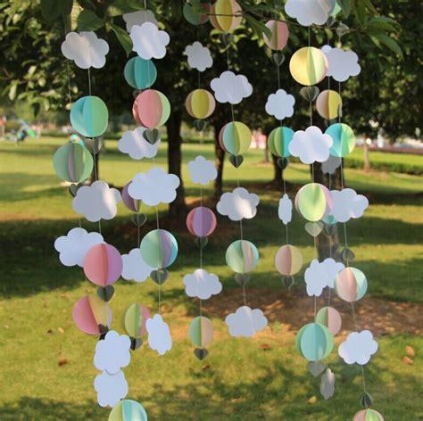 2 1 meter air balloon garland baby shower decor