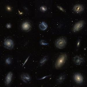 Different Planets In Different Galaxies - Pics about space
