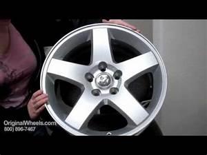 Neon Rims & Neon Wheels Video of Dodge Factory Original