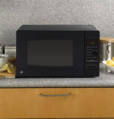 pebdmbb ge profile series  cu ft countertop convectionmicrowave oven black