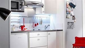 Cuisine Ikea Petit Espace : gallery of belle cuisine amenage petite cuisine bien ~ Premium-room.com Idées de Décoration