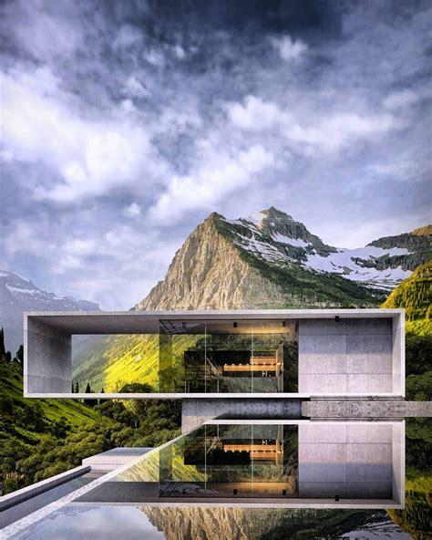 Moderne Häuser Instagram instagram architekture moderne architektur
