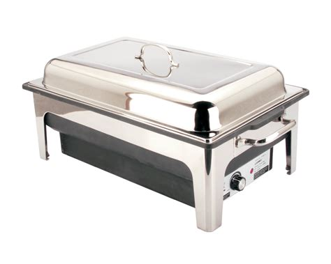 Electric Chafer 135 Ltr Chafing Dish Set For Safe Odour