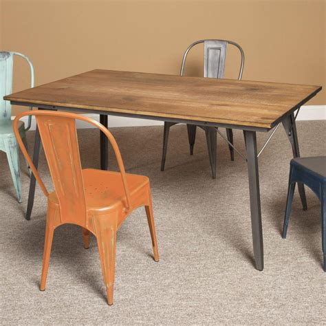wood steel dining table furniture furniture smart idea of dining room furniture
