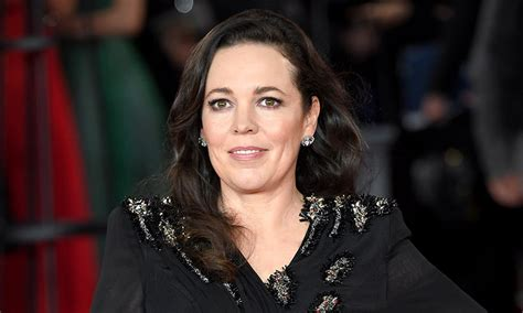 olivia colman  ridiculously excited  starring