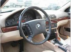 1999 BMW 5SERIES YouTube