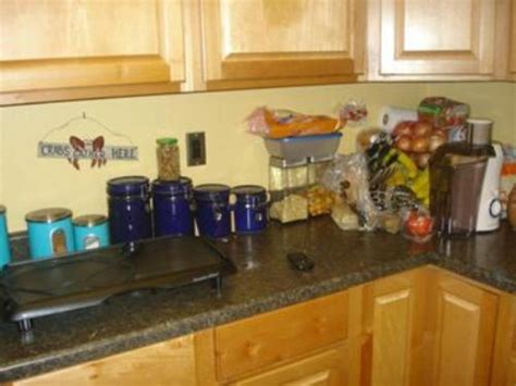 how to organize kitchen counter how to arrange kitchen countertops 6 guides home 7297