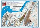 Orienteringskart Nordøstlige Nuussuaq - World of O Maps