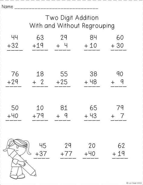 pondering pinterest  grade math math addition