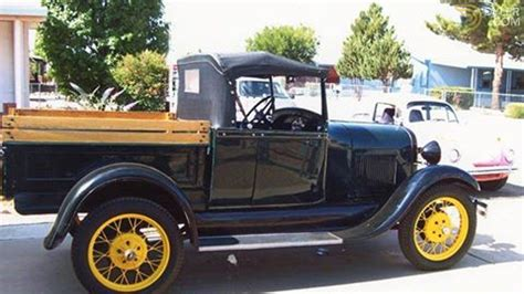 Model A Ford For Sale by Classic 1929 Ford Model A Roadster For Sale 4954