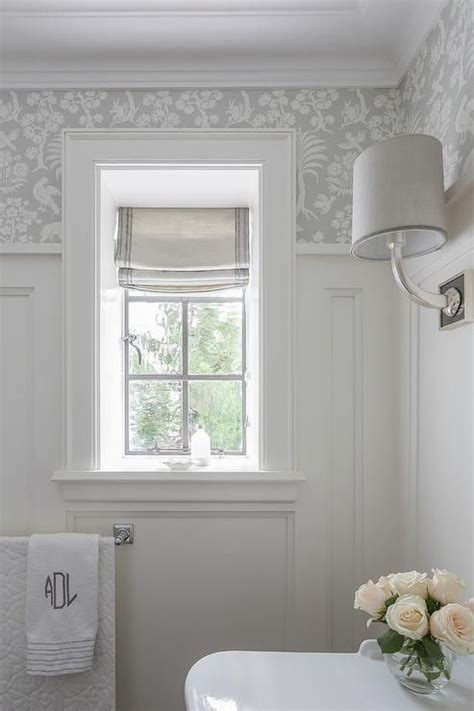 25 best ideas about bathroom window treatments on