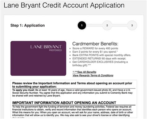 Check spelling or type a new query. Lane Bryant Credit Card review May 2021 | finder.com