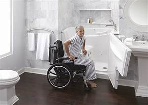 How To Make a Senior Friendly & Safe Bathroom