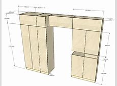 DIY Builtin furniture – from CAD to CAM DIY Wardrobes