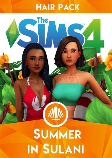 Summer In Sulani Female Cc Stuff Pack Part One At Wild