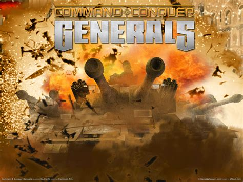 generals command conquer screenshots