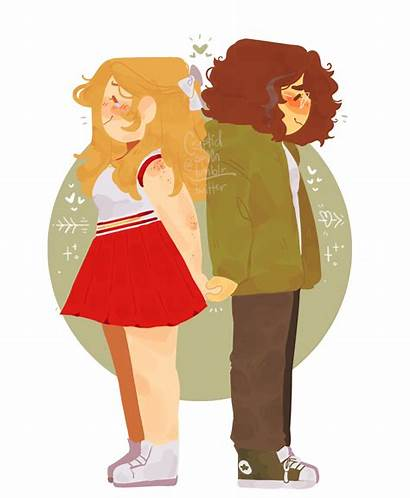 Prom Cryptidsp00n Musical Emma Drawings Mell Heathers
