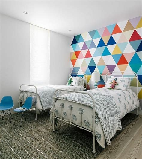 insonoriser un mur de chambre peinture chambre enfant 70 idées fraîches