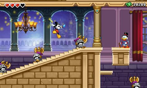 Review Epic Mickey Power Of Illusion For 3ds Has Old
